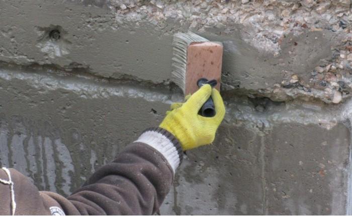 Изоляция бетона