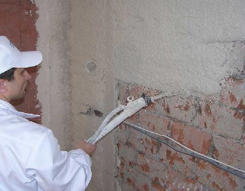 Штукатурка известково цементная своими руками