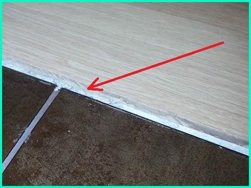 Как сделать стыки на полу 144