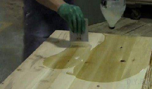 Отвердитель для жидкого стекла своими руками