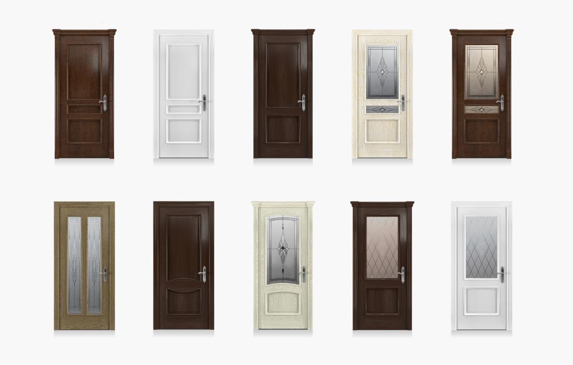 Все о выборе межкомнатных дверей для квартиры