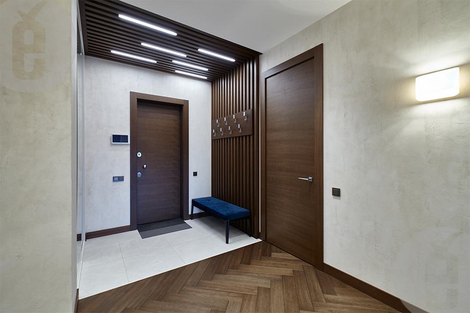 Межкомнатные двери из шпона и массива